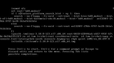 locate-line-grub2-boot-menu-rhel7-linux